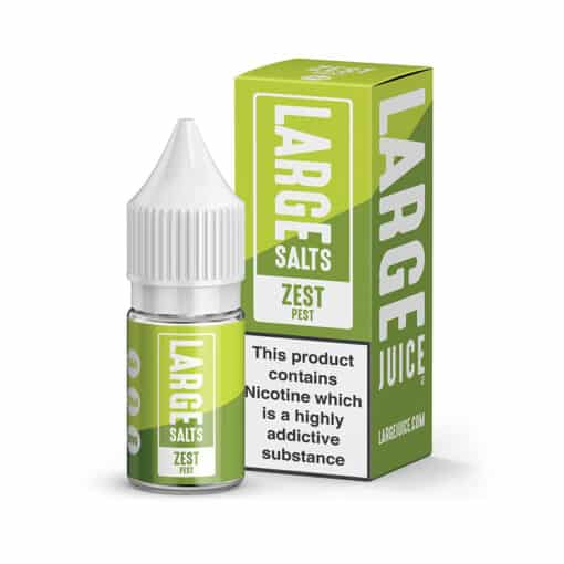 Large Salts - Zest Pest 20mg Nic Salt