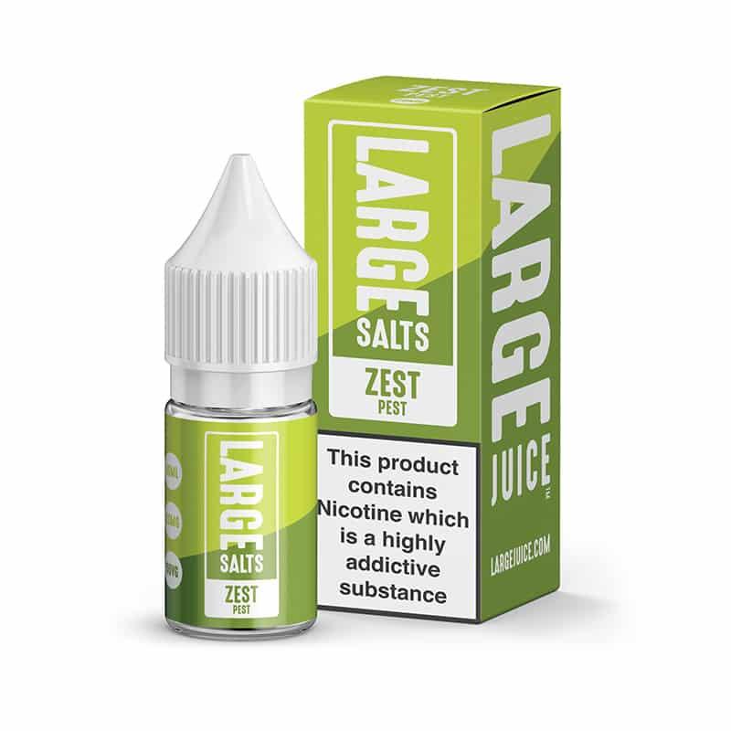 Large Salts - Zest Pest 20mg Nic Salt