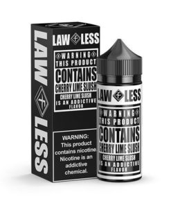 Lawless Flawless - Cherry Lime Slush 100ml