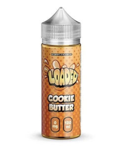 Loaded - Cookie Butter 100ml 0mg Short Fill