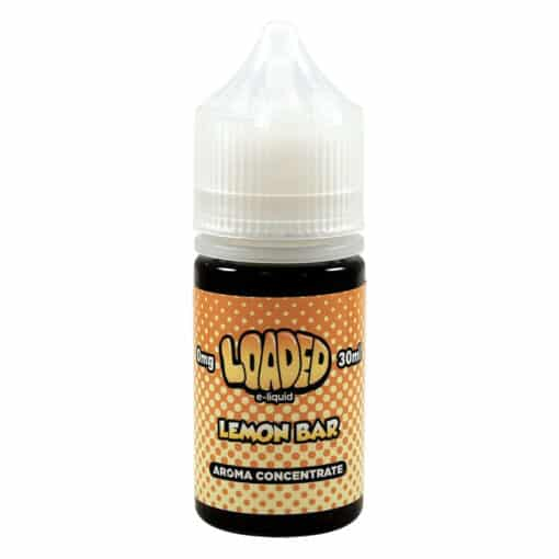 Loaded - Lemon Bar 30ml Aroma Concentrate