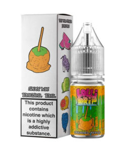 Lolli Drip Nic Salt - Caramel Apple 10mg & 20mg