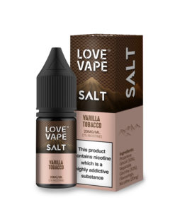 Vanilla Tobacco by Love Vape Salts