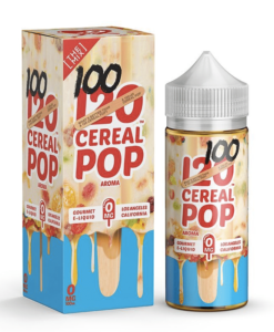 MadHatter - 120 Cereal Pop 100ml Short Fill