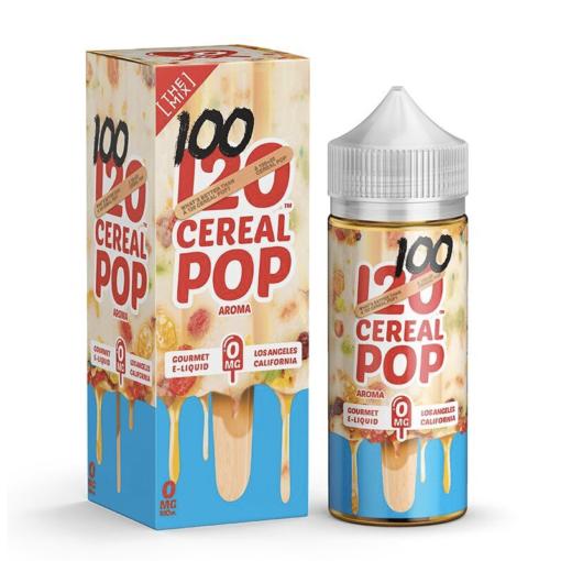 MadHatter - 120 Cereal Pop 100ml Short Fill