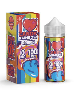 I Love Candy - Rainbow Candy 100ml Short Fill