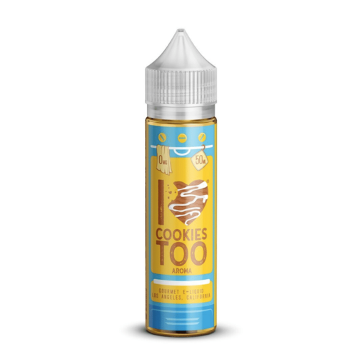 MadHatter - I Love Cookies Too 50ml Short Fill