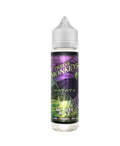 Twelve Monkeys - Matata 50ml Short Fill