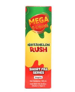 MEGA - Watermelon Rush 100ml Short Fill