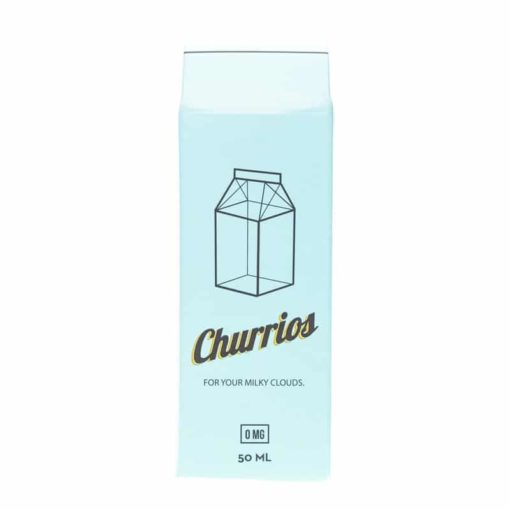 The Milkman - Churrios 50ml Short Fill