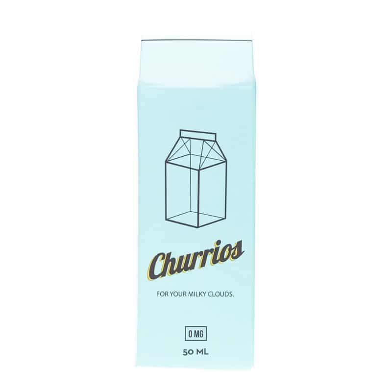 The Milkman - Churrios 50ml Short Fill