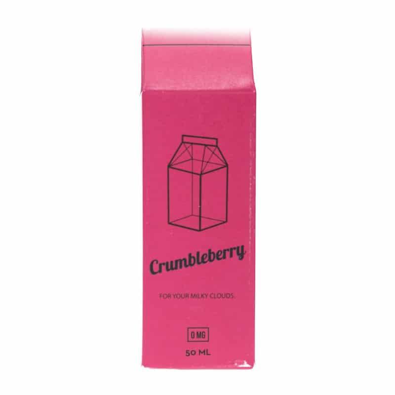 The Milkman - Crumbleberry 50ml Short Fill