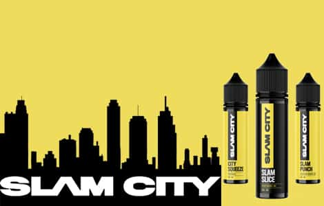 Slam City Vapes Now Available