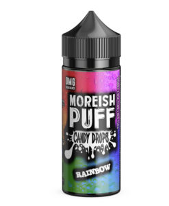 Moreish Puff Candy Drops - 100ml 0mg Short Fill