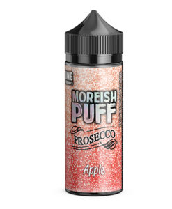 Moreish Puff Prosecco - Apple Prosecco Short Fill