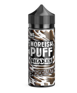 Moreish Puff Shake - Chocolate Shake 100ml Short Fill