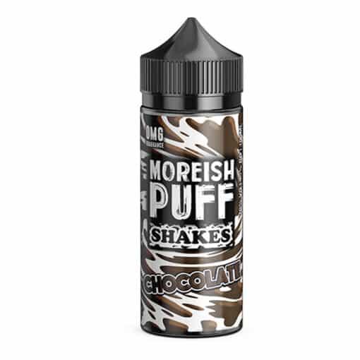 Moreish Puff Shake - Chocolate Shake 100ml Short Fill