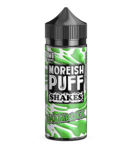 Moreish Puff Shakes - Shamrock Shake 100ml Short Fill