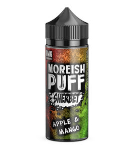 Moreish Puff Sherbet - Apple & Mango Sherbet 100ml