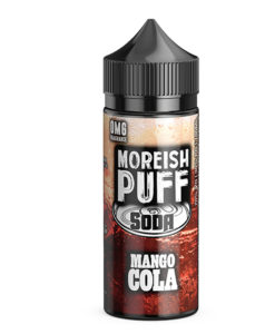Mango Cola 100ml Short Fill by Moreish Puff Soda