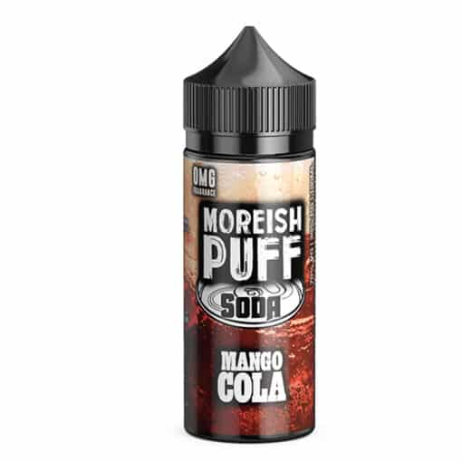 Mango Cola 100ml Short Fill by Moreish Puff Soda