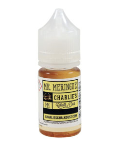 Charlies Chalk Dust - Mr Meringue 30ml Concentrate