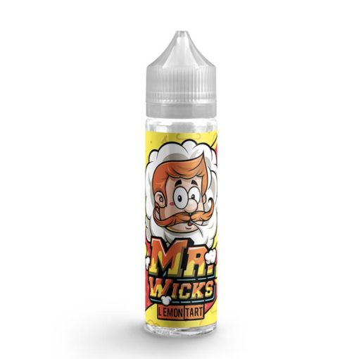 Mr Wicks - Lemon Tart 50ml Short Fill