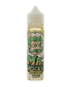 Mr Wicks - Lemon Custard Popcorn 50ml Eliquid