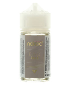 Naked 100 - Euro Gold 50ml Eliquid Short Fill