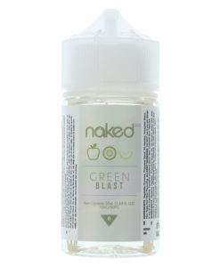Naked 100 - Green Blast 50ml Eliquid Short Fill