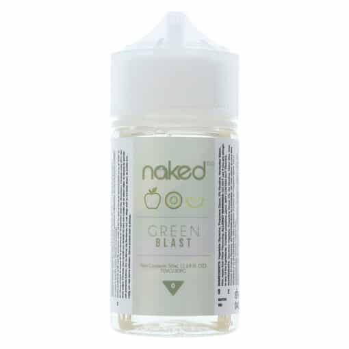 Naked 100 - Green Blast 50ml Eliquid Short Fill