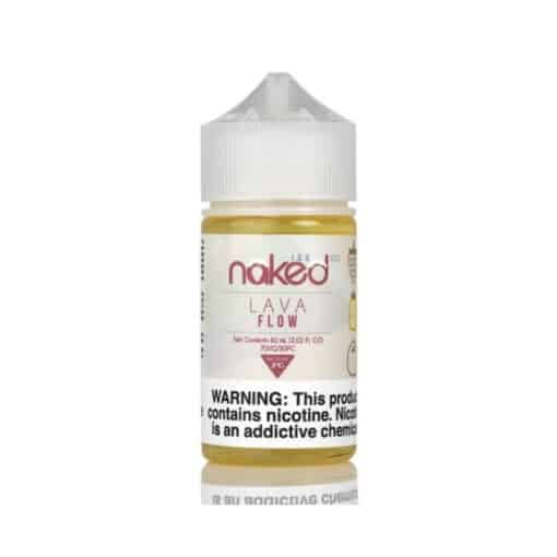 Naked 100 - Lava Flow Ice 50ml 0mg Short Fill