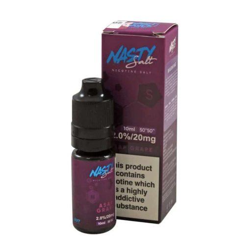 Nasty Juice - ASAP Grape 20mg & 10mg