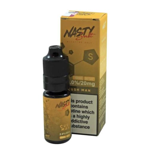 Nasty Juice - Cushman Nic Salt 10mg & 20mg