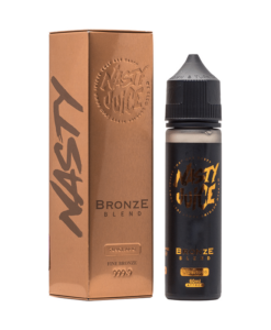Nasty Juice - Bronze Blend Tobacco 50ml Short Fill