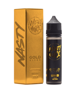 Nasty Juice - Gold Blend Tobacco 50ml Short Fill