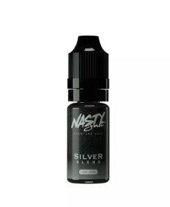 Nasty Salts - Silver Blend Tobacco 10mg & 20mg Nic Salt