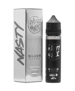 Nasty Juice - Silver Blend Tobacco 50ml Short Fill