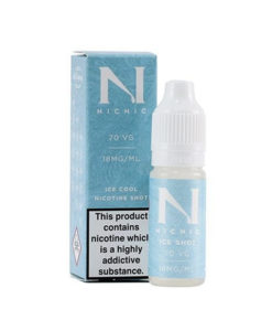 Nic Nic - 70% VG Ice Shot 18mg