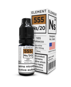 555 Tobacco by Element NS20