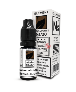 Ns20 Chocolate Tobacco 10ml 20mg