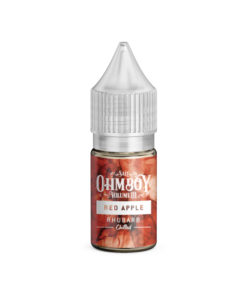 Ohm Boy Vol III - Red Apple Rhubarb Chilled 10mg & 20mg Nic Salt