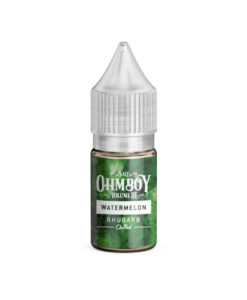 Ohm Boy Vol III - Watermelon Rhubarb Chilled 10mg & 20mg Nic Salt