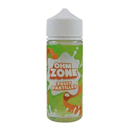 Ohm Zone - Fruit Pastilles 100ml E-Liquid