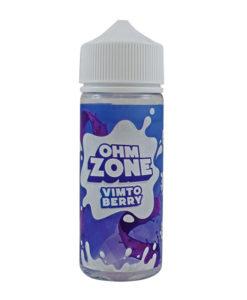 Ohm Zone - Vimto Berry 100ml E-Liquid
