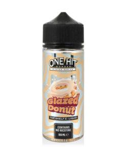 One Hit Wonder - Glazed Donut 100ml Eliquid