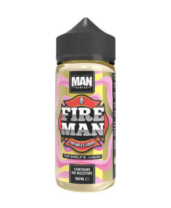 One Hit Wonder - Fire Man 100ml Short Fill Eliquid