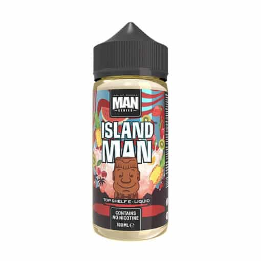 One Hit Wonder - Island Man 100ml Short Fill Eliquid