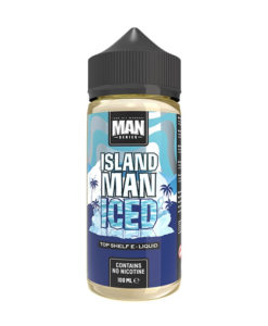 One Hit Wonder - Island Man Iced 100ml Short Fill Eliquid