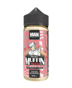 One Hit Wonder - Mini Muffin Man 100ml Short Fill Eliquid
